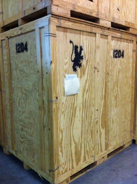 QSM Storage Crate for short and long term storage